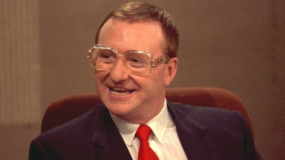 Dennis Taylor on the Late Late Show (1985)