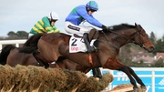 Hurricane Fly beat Jezki to the Irish Champion Hurdle in January