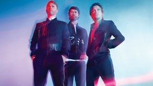 Take That playing Dublin in May 2017