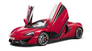 'Cheap' McLaren!