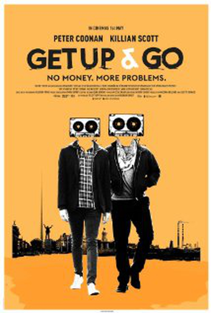 "Irish film ""Get Up & Go"""