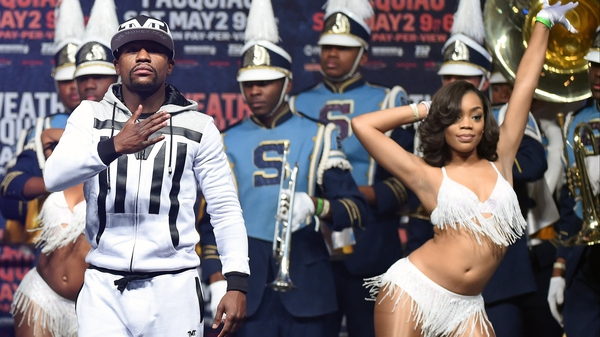 Conor McGregor reckons Floyd Mayweather would be no match for him