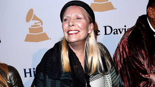 Joni Mitchell: Tribute concert for one-off cinema screenings on February 7