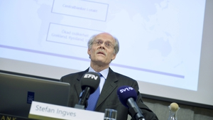 Swedish Central Bank Governor Stefan Ingves