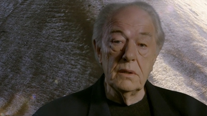 Gambon reads Yeats' poem The Song of Wandering Aengus in the video