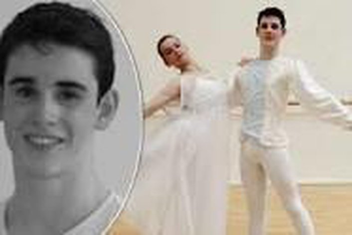 Irish National Youth Ballet - Gearóid Solan