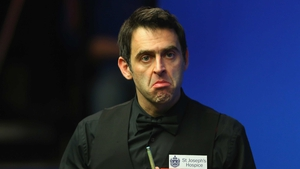Ronnie O'Sullivan was far from his best in defeat to Stuart Bingham