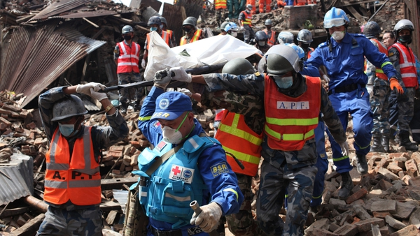 Rescue and recovery operations continue, but officials fear there is little hope of finding more survivors