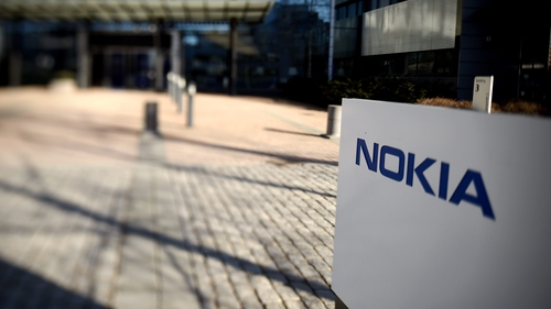 Nokia said the security dispute surrounding rival Huawei was creating near-term pressure to invest