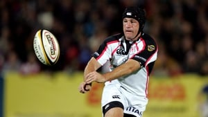 Gloucester director of rugby David Humphreys remains Ulster's record points-scorer after retiring in 2008