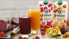 Win! A month's supply of V8 Vegetable Juice