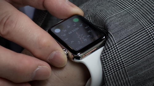Owners of Apple Watch have found that their inked skin confuses the sensors on the underside of the device