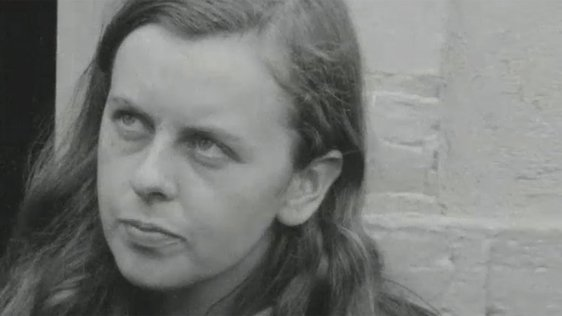 Bernadette Devlin speaking to RTÉ News on 16 August, 1969.