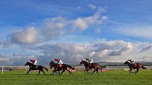 After Storm Desmond breezed through Ireland, the forecast is good and will allow racing to go ahead