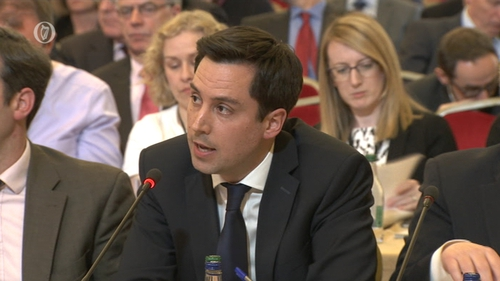 Eoghan Murphy said 'other cities in Europe are being very aggressive in trying to win business,' describing what he called 'dangerous competition'