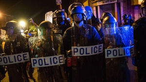 Protests erupted in Baltimore and several major US cities following the death of Freddie Gray