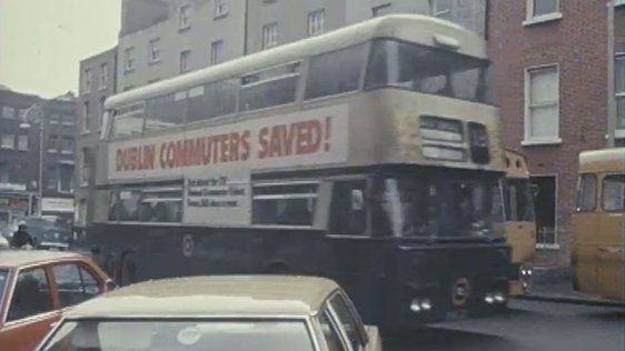 Dublin Bus Strike (1979)