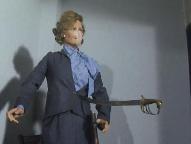 Margaret Thatcher Wax Work (1980)