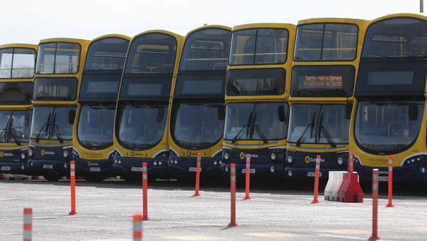 Dublin Bus said its recovery was still fragile