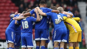 Ipswich are through to the Championship play-offs