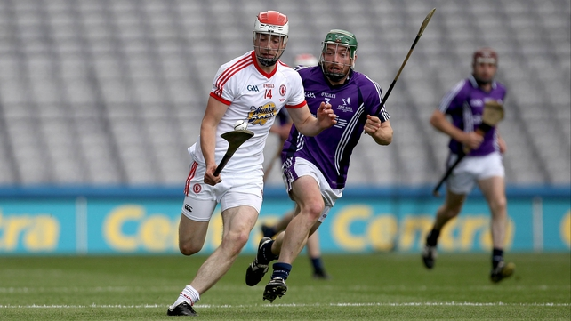 Nicky Rackard Cup: Tyrone overcome Donegal