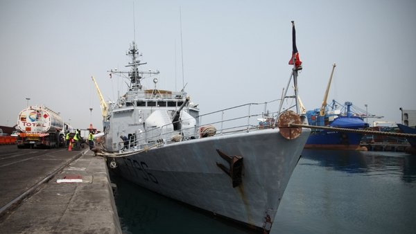 The Commandant Birot helped several dozen people in distress and intercepted two suspected traffickers