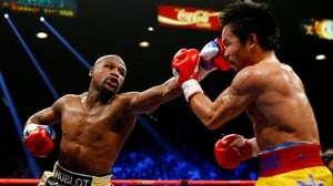 Mayweather beat Pacquiao by unanimous decision in May 2015
