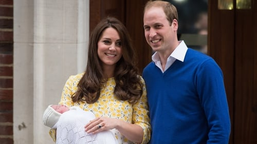 The Duchess of Cambridge and Prince William introduce their newborn girl to the world