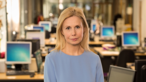 Martina Fitzgerald formed a central part of RTÉ's political coverage over the last five years