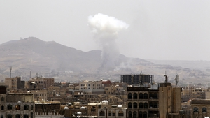 A Saudi-led coalition has been carrying out air strikes in Yemen
