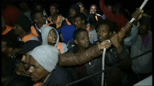 Boats of migrants captured off Libya ordered to head for the city of Misrata east of the capital Tripoli
