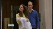 Six One News Web: British princess named Charlotte Elizabeth Diana