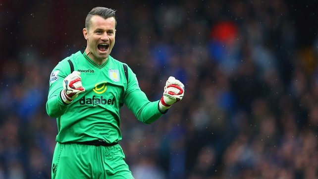 Shay Given looking good to feature in FA Cup final