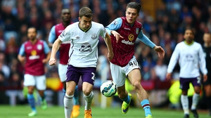 Jack Grealish missed Villa's opening day win at Bournemouth