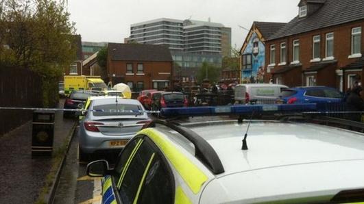 Man Shot Dead in Belfast Markets Area