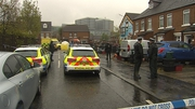 The attack happened at Welsh Street in the Markets area