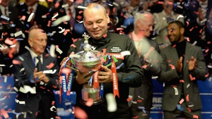 Stuart Bingham is crowned world snooker champion at the Crucible after defeating Shaun Murphy 18-15