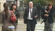 Nine News Web: Liam Adams loses appeal in Belfast High Court