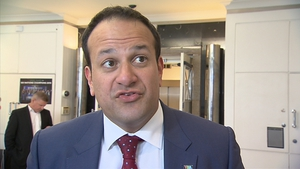 Leo Varadkar said Cabinet has legislation will be passed to ensure calorie counts are placed on menus