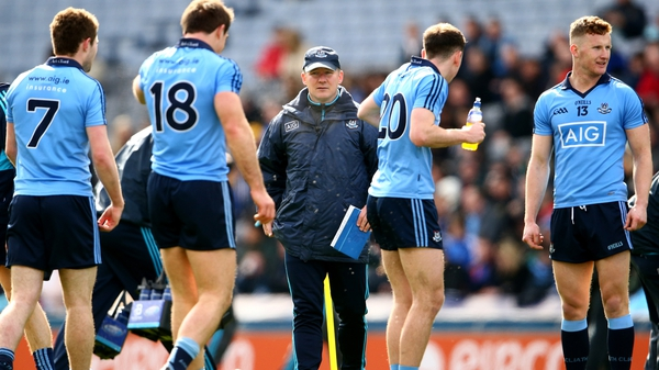 Jim Gavin and Dublin will have their eye on regaining the All-Ireland crown in the months ahead