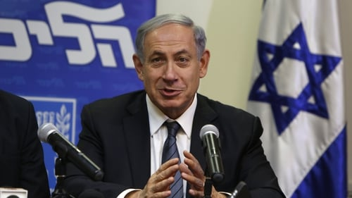 Benjamin Netanyahu was quickly criticised by opposition politicians and experts on the Holocaust