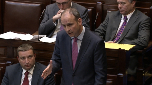 Sean Haughey added to the Fianna Fáil GE ticket