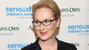 Meryl Streep: pushing for equality