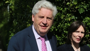 Alasdair McDonnell said he would 'set processes in train' to find a Stormont replacement