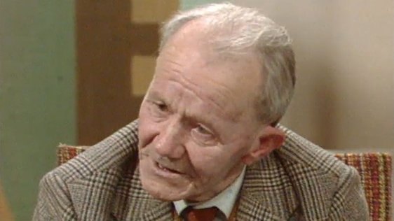 Paddy Dempsey is a guest on 'Going Strong' in 1978.
