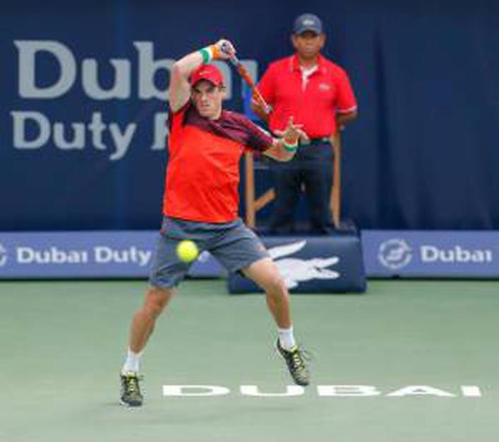 Irelands Number 1 Tennis Player