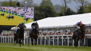 Hans Holbein appreciated the step up in trip at Chester