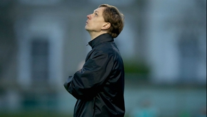 Maciej Tarnogrodzki coached Bray Wanderers' Under-19 side before taking over the reins of the first team on a temporary basis