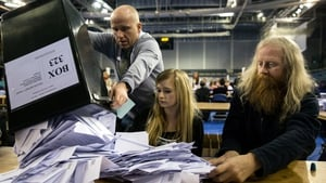 Voting is well under way in more than 600 hundred constituencies