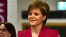 Nicola Sturgeon said she will take 'all possible steps and explore all options'